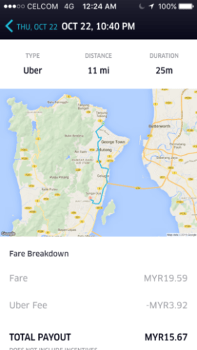 driving-for-uber-in-penang-fare-breakdown